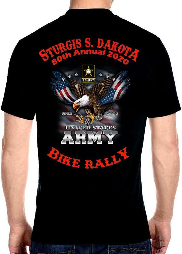 Sturgis American Eagle Tee Shirt