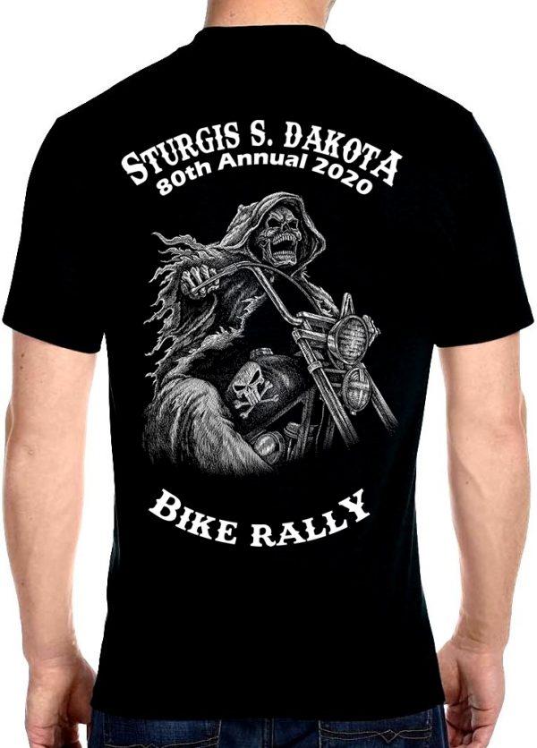 Mens Sturgis Death Rider Shirt