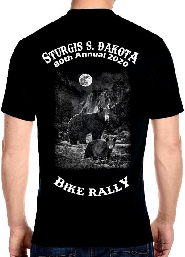 Mens Sturgis Bear Cubs T-Shirt
