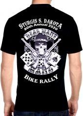 Sturgis Aces And Eights T-Shirt
