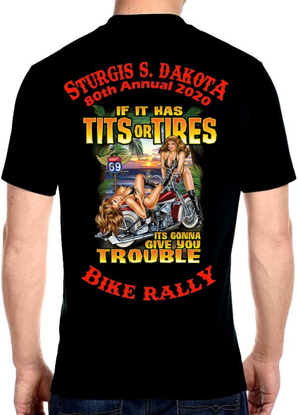 Sturgis Bike Rally 2020 T-Shirt