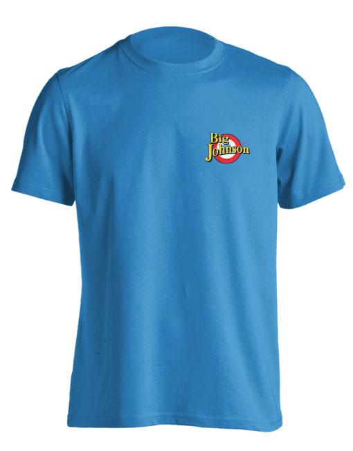 Classic Big Johnson naughty tee shirts