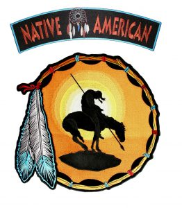 Native American end of the trail