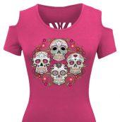 Ladies Biker Shirts